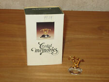 SWAROVSKI MEMORIES *NEW* Ile au trésor Treasure Island 173364 L.3,2cm