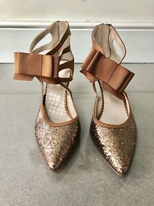 Ladies Shoes Sparkle Boden Sparkle Ladies Boden 50xBqwT