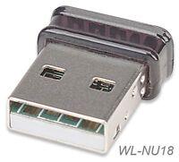 Usb 2.0 Low-profile Micro 150n Wireless Network Adapter - 525503