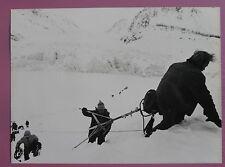 (X225) Pressefoto - Bäreninsel in der Hölle der Arktis (1979) / Bear Island #4