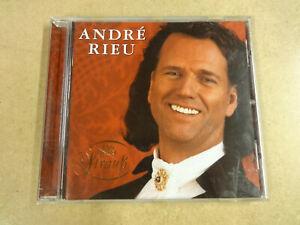 CD / ANDRE RIEU UND DAS JOHANN STRAUSS ORCHESTRA - 100 JAHRE STRAUSS