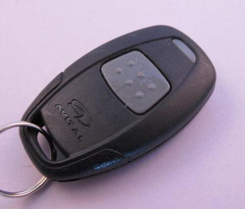 AVITAL keyless entry remote fob transmitter clicker EZSDEI471H RPN 7111L