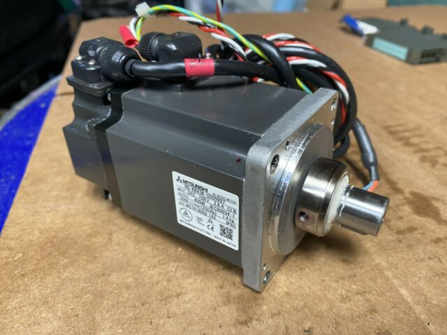 Industrial Automation & Motion Controls Mitsubishi AC Servo Motor ...