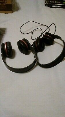 Beats By Dr Dre Solo Wired Headphones And Beats Wireless Headphones Ebay
