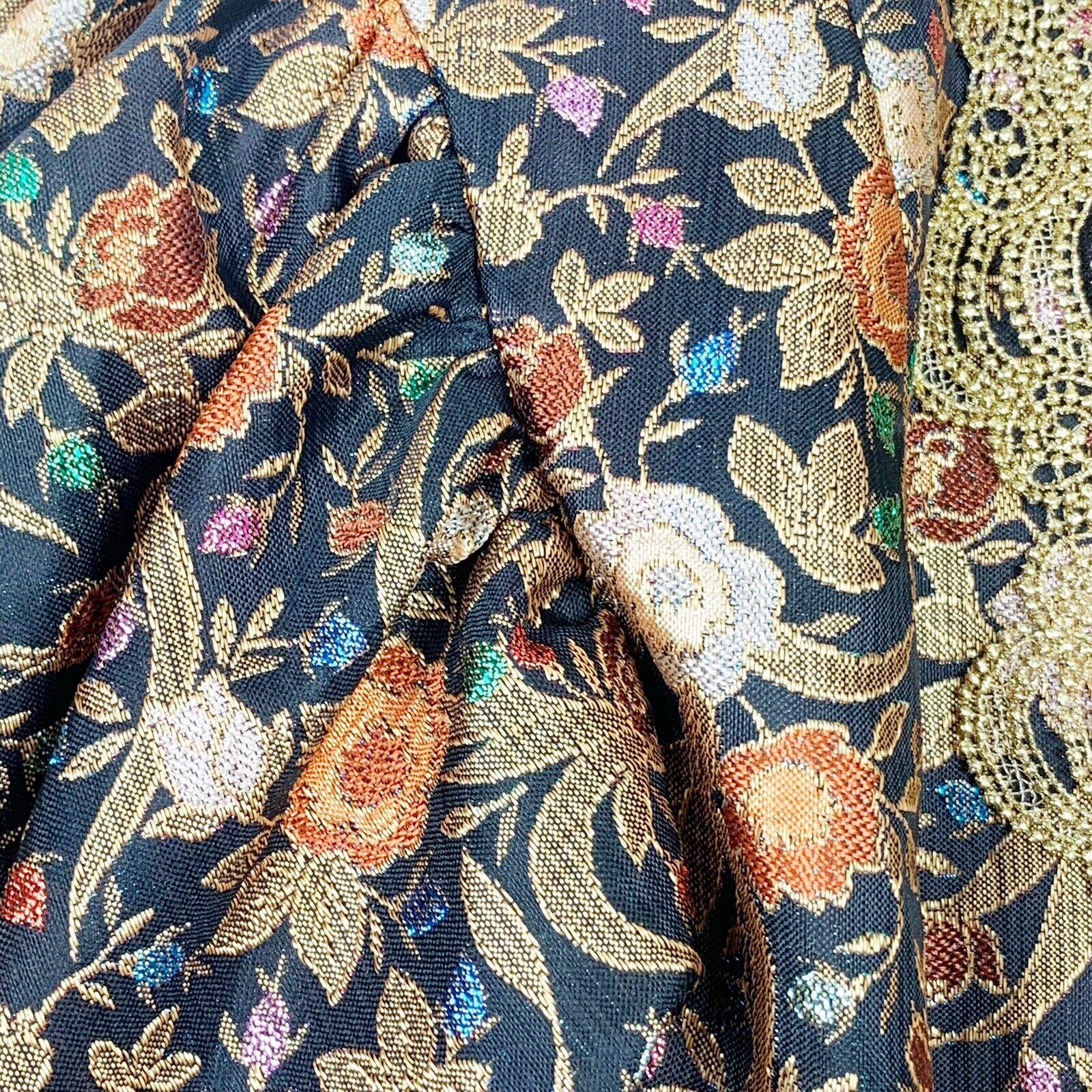 Eugene Alexander Dress Jacket Short Sleeve Jewele… - image 4