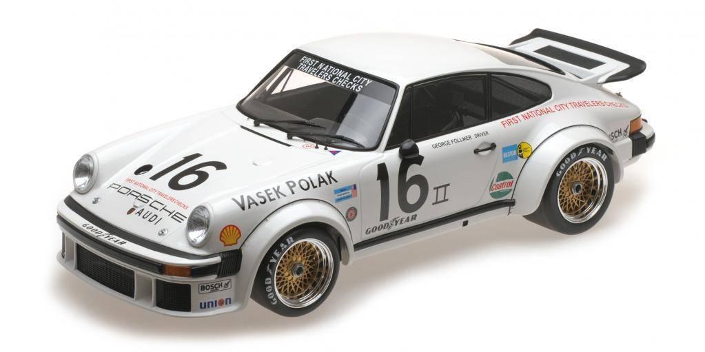 Porsche 934 Vasek Polak Racing  16 Trans-Am Champion 1976 - 1 12 - Minichamps