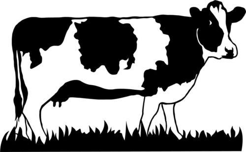 Kuh Kühe Kälbchen Aufkleber Wandtattoo Sticker Heckscheibe Auto Spiegel