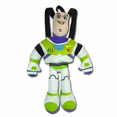 """Backpack 10.5/"""" Detachable Lunch Bag Utility Case Toy Story Buzz Aliens OOO NWT"""