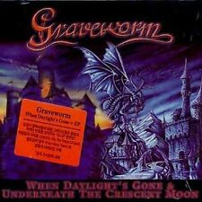 When Daylight's Gone & Underneath the Crescent Moon GRAVEWORM CD