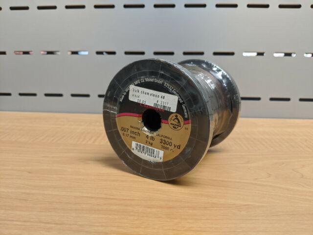 6 lbs 660 yds Bulk Spool 600m Maxima CHAMELEON Fishing Line Maxi Spools
