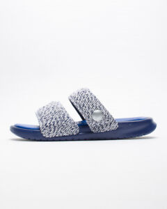 fa2016ad6 Mens Nike Benassi Duo Ultra SLD Pigalle 902783-400 Loyal Blue Brand ...