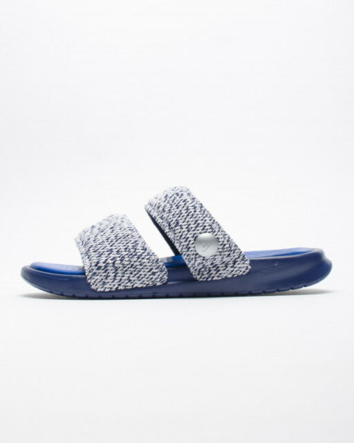 51a3d46da632 Mens Nike Benassi Duo Ultra SLD Pigalle 902783-400 Loyal Blue Brand New Size