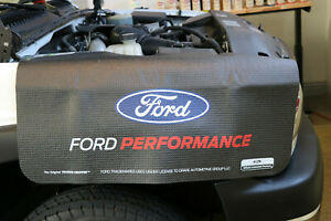 Fender Gripper Ford Oval Logo Protector