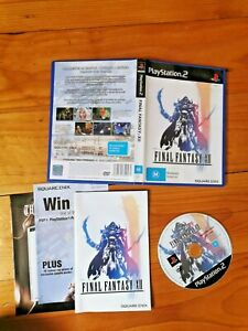 PS2-FINAL-FANTASY-XII-PLAYSTATION-2-VIDEO-GAME-WITH-MANUAL-CASE-AND-DISC
