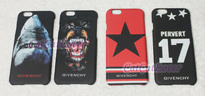 best authentic a68f6 5c9f0 Details about Matte Givenchy inferno evil black hard thin case cover for  iPhone 6/6s & plus
