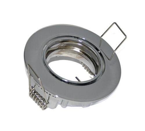 Mini plafonnier encastré Ben avec gu10 230v pour Halogène LED