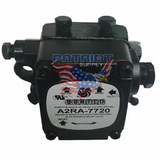 Suntec A2RA-7720 Waste Oil Pump 0.4-2.5 GPH 10/100 PSI 1725/3450 RPM