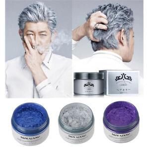 New 3 colors hair color mofajang unisex diy wax mud dye cream image is loading new 3 colors hair color mofajang unisex diy solutioingenieria Gallery