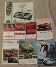 Ford Mustang Advertisements Cd Rom 1964 2018 Car Ads Magazine For