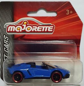 Majorette-LAMBORGHINI-Aventador-SV-Lambo-Blue-diecast-model-car-Limited-edition