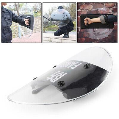 Anti-Riot Shield Circular Shield Police Tactical CS Campus Security PC 4.2MM