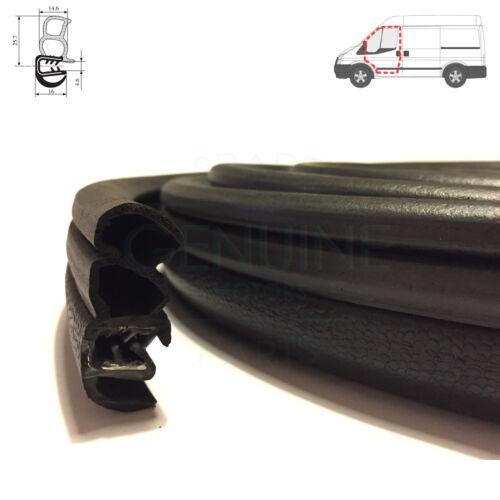 Une paire de porte avant Weatherstrip Joint En Caoutchouc Pour Ford Transit MK7 2006-2014