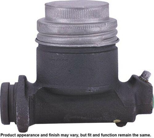Brake Master Cylinder-Master Cylinder Cardone Reman fits 61-66 Ford F-100