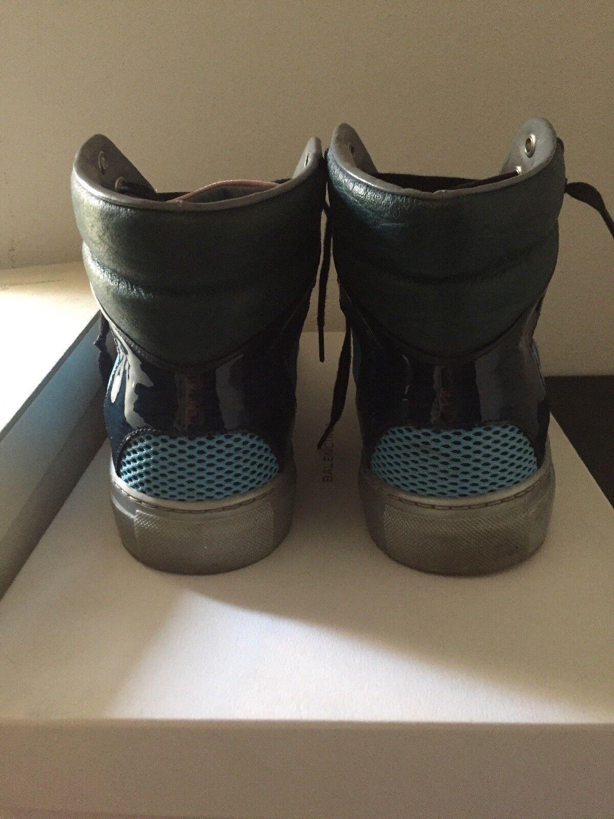 BALENCIAGA BALENCIAGA BALENCIAGA High-Top scarpe da ginnastica Rare 43 Justin Bieber   Lasciare Che Il Nostro Commodities Andare Per Il Mondo    Scolaro/Signora Scarpa  0e5ec6