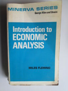 Acceptable-Introduction-to-Economic-Analysis-Fleming-Miles-1970-01-01-Secon