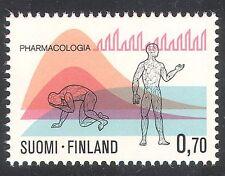 Finlandia 1975 Medicina/Médico/salud/ciencia/Farmacología/gráficos 1v (n39821)
