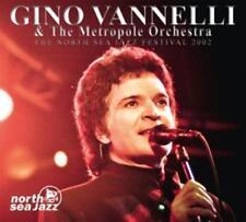 Gino Vannelli & The Metropol Orchestra - North Sea Jazz Festival 2002 *CD *NEU*