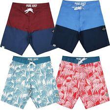 Pure Juice Men's Swim Shorts Board shorts Surf Beach Summer wear