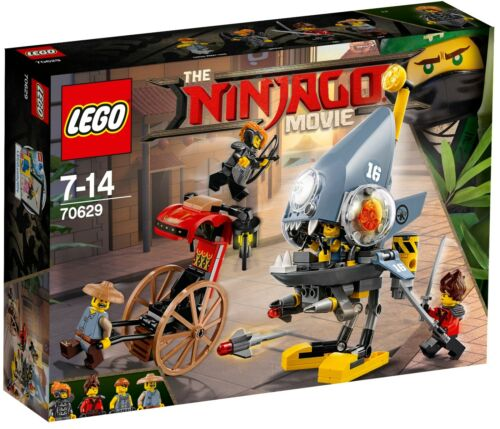 LEGO® Ninjago 70629 Piranha-Angriff /& 0.-€ Versand /& NEU /& OVP !