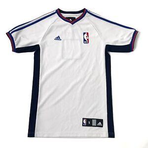 e3cf9671e07b VINTAGE Adidas Vneck T shirt Size S Blank Number Short Sleeve Jersey ...