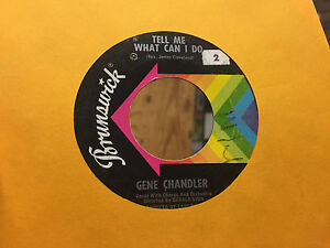 Gene Chandler No One Can Love You Like I Do Gonna Be Good Times
