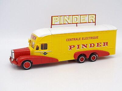 1//64 ALTAYA PART 33 PINDER JEAN RICHARD PARADE CAR