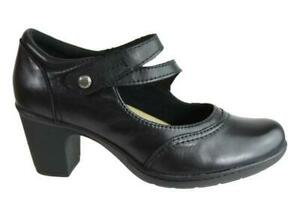 NEW-PLANET-SHOES-BASE-WOMENS-COMFORT-LEATHER-MID-HEEL-SHOES