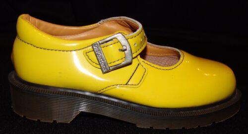 Doc Estilo Talla Amarillo Jane Canario 1 Martens Zapatos Mary Dr 6wOXqPP