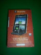 XtremeMac 2.1 amp Dual Charging Dock for iPod, iPhone & iPad (30 Pin)