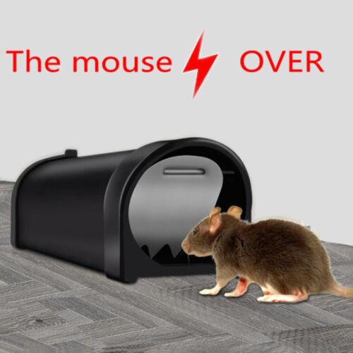 Mouse Trap Humane Live Reusable Rat Catcher Pest Rodent Mice Vermin Bait Cage!!!