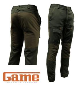 Game Scope Waterproof Trousers Hunting Shooting Fishing Walking Breathable Stalk