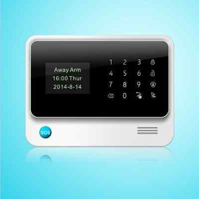 G90B WiFi GSM Wireless Home Intruder Burglar Alarm Security System Accessories