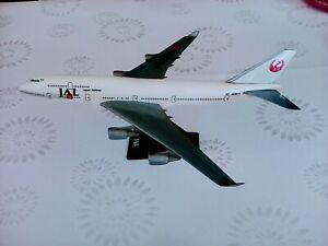 JAL JAPAN AIRLINES. WOOSTER MODEL  B747-400. NO BOX