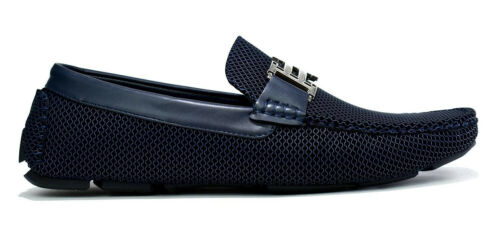Men/'s New Slip on Casual boat deck Mocassin Homme Mocassins Conduite Chaussures Taille