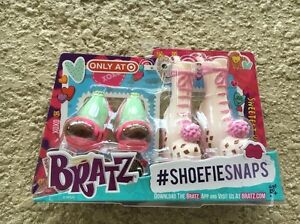 Image Is Loading Bratz Sweetest Pair Target Shoes Shoefiesnaps Valentine Sweets