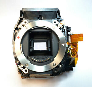 New Olympus EVOLT E-3 Mirror Box Unit-R & Shutter Assembly # VK666801