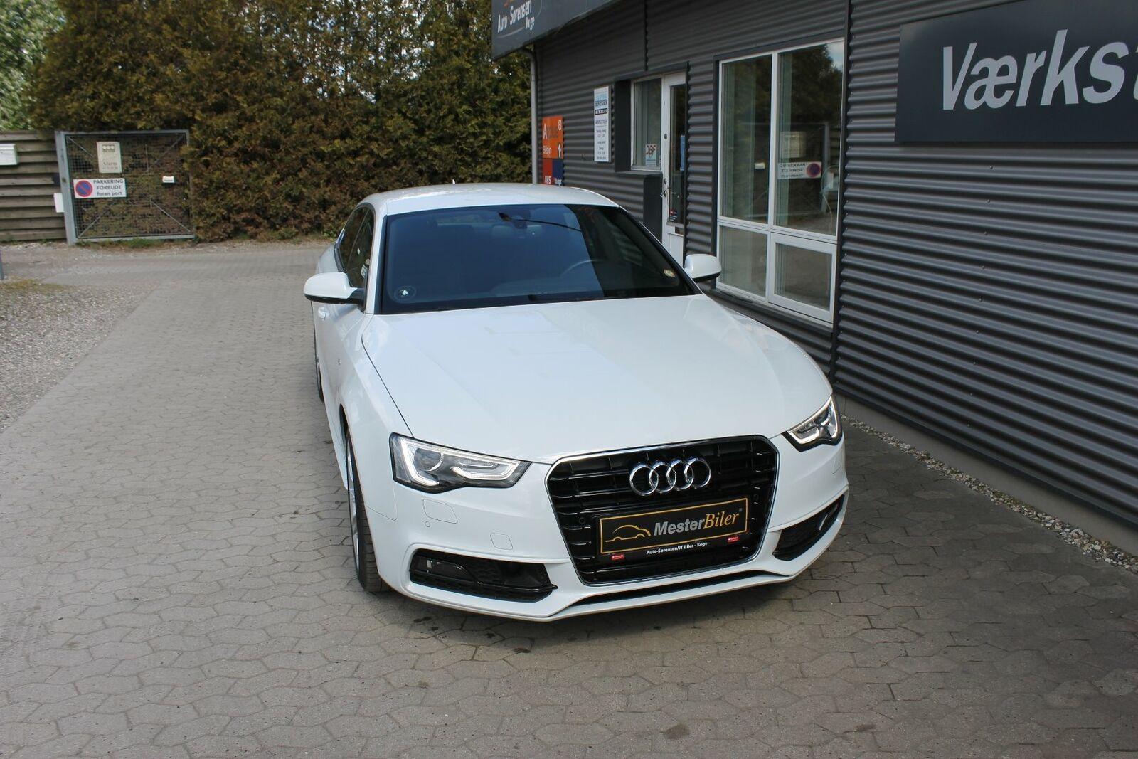 Audi A5 1,8 TFSi 170 S-line SB 5d - 259.800 kr.