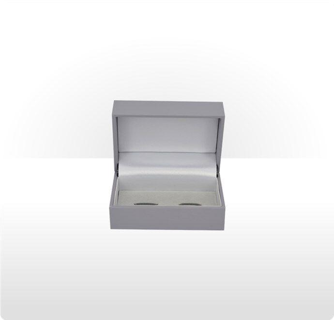 Gemelli in argentoo Sterling 925 Diamante Tondo oblunghi Quadrato argentoo argentoo argentoo Gemelli 925 0b0abf