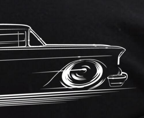 Hoodie 1957 Chevy /'57 Chevrolet Bel Air 210 Delray