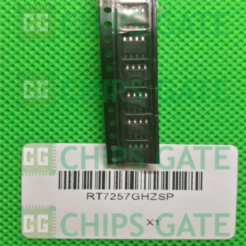 8PCS RT7257GHZSP IC REG BUCK SYNC ADJ 3A 8SOP Richtek